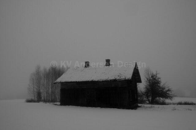Vintergård